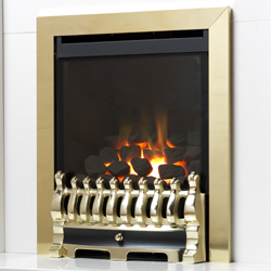 Apex Fires Capacious High Efficiency Gas Fire